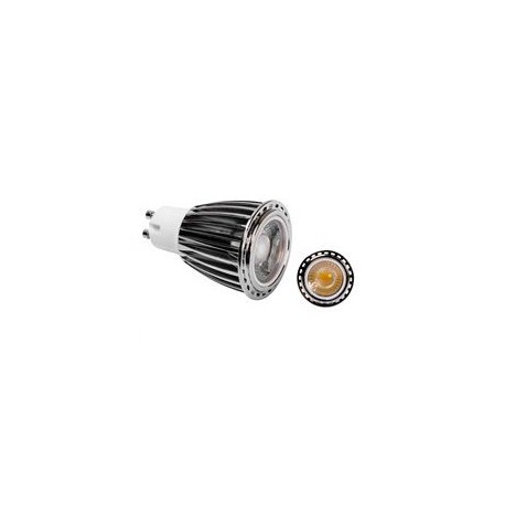 Ampoule LED GU10 7W dimmable 650Lm 3000K