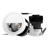 Downlight encastré 7W 525Lm 4000K