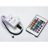 Télécommande pour ruban LED