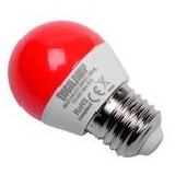 Ampoule LED 3W 420Lm ROUGE E27