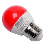 Ampoule LED 3W 420Lm ROUGE E27